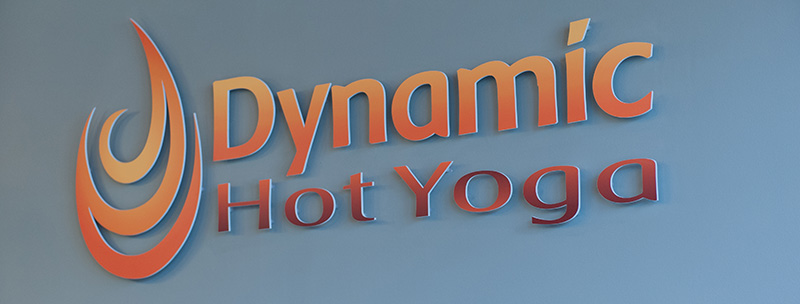 Welcome to Dynamic Hot Yoga in Hove