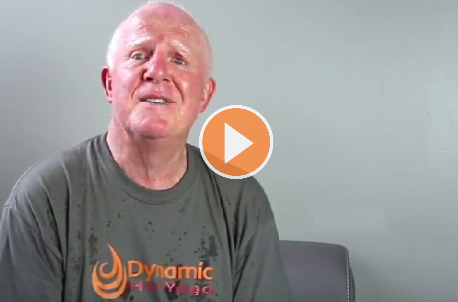 Dynamic Hot Yoga Testimonial by Geoff