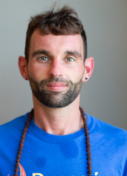 Daniel Catt - Yoga Teacher